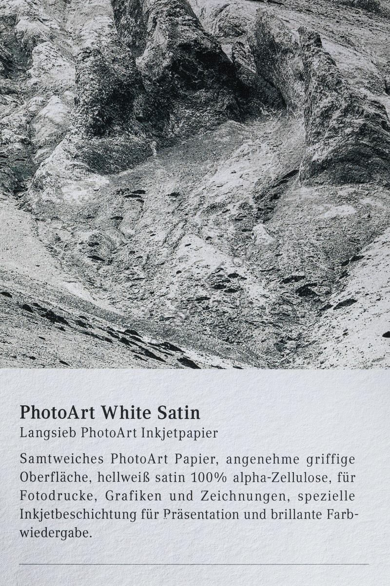 mediaJET PhotoArt White Satin