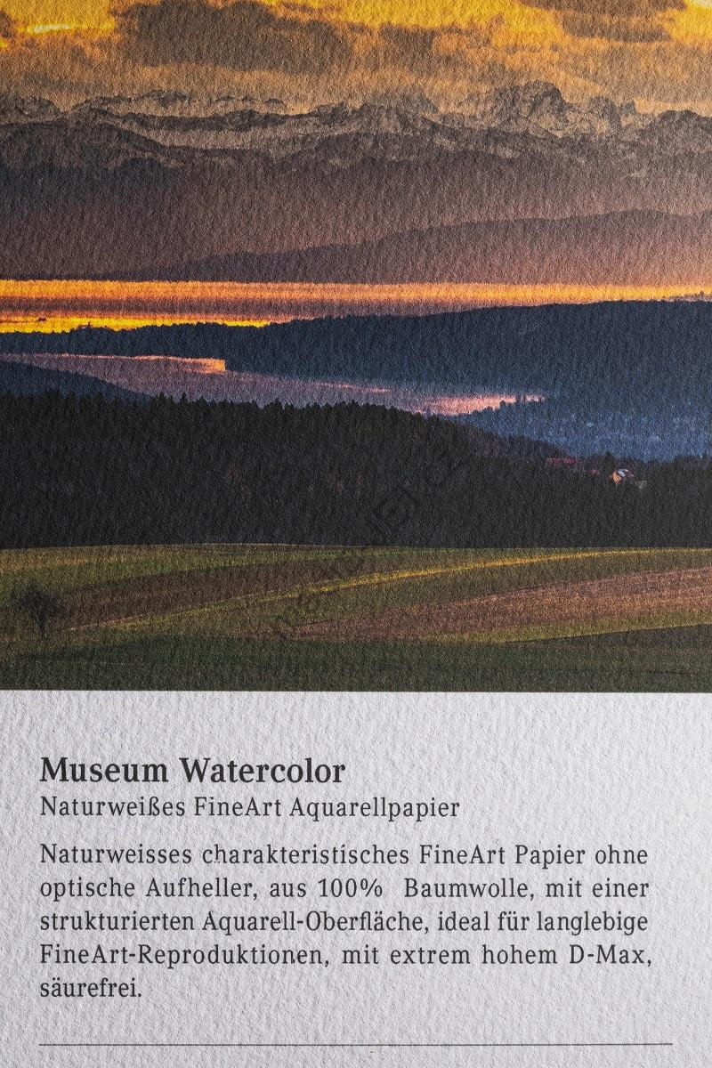 mediaJET Museum Watercolor